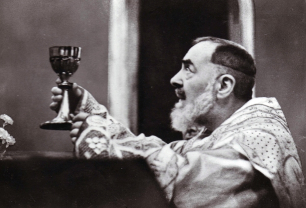 It is easier for the earth to exist without the sun than without the Holy Sacrifice of the Mass! ~Saint Padre Pio of Pietrelcina