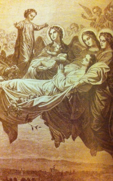 Death of Saint Agnes
