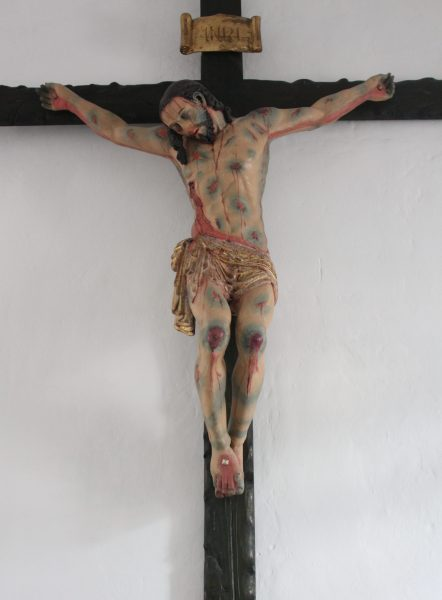 Crucifix - Santo Domingo Quito
