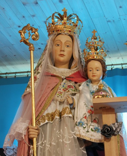 Nostra Signora del Buon Successo - Sanctuary of Our Lady of Good Success in Grzechynia, Poland.